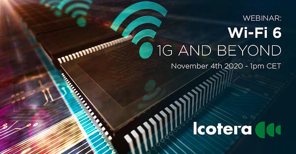 Wi-Fi 6 - 1G and beyond