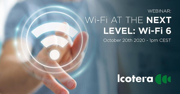 Wi-fi at the next level: wi-fi 6