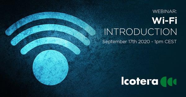 Wi-fi introduction